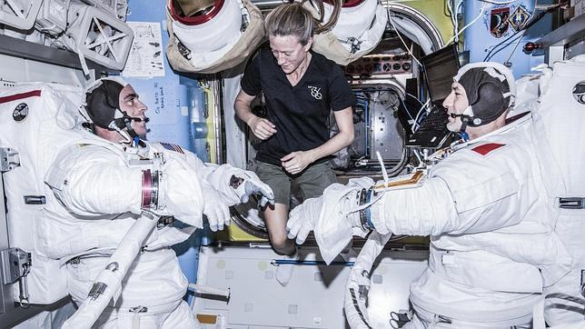 Sigue en directo la salida al espacio de dos astronautas