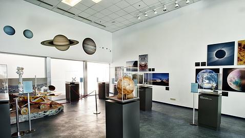 Conoce el Centro de Entrenamiento y Visitantes de la NASA