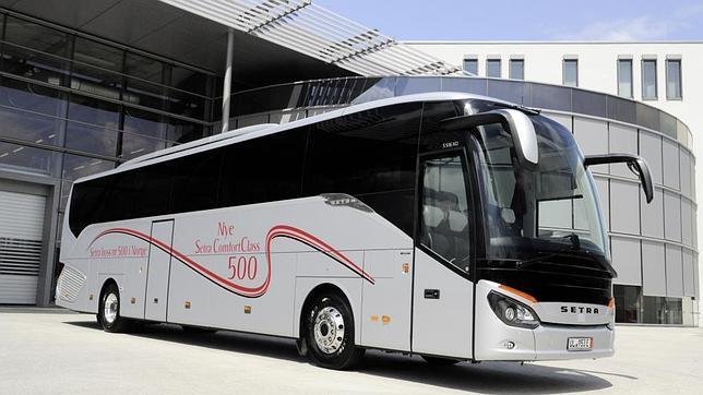 Así son las medidas de seguridad de los autobuses