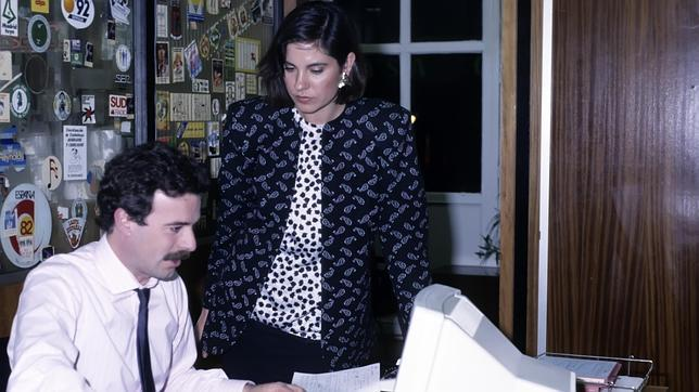 Concha García Campoy, 33 años de carrera en la radio y la televisión
