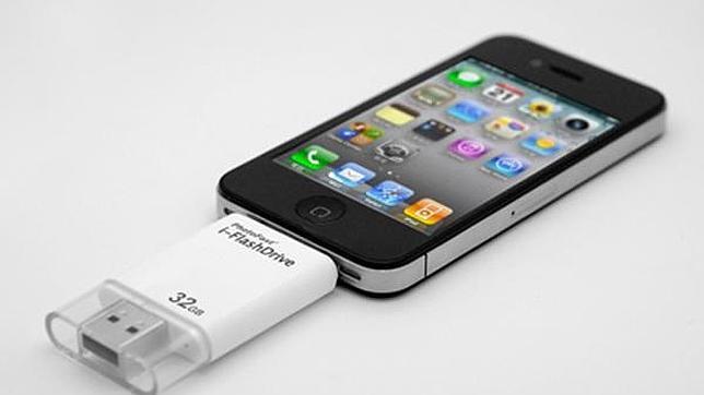 ¿Quieres tener más memoria en el iPhone?