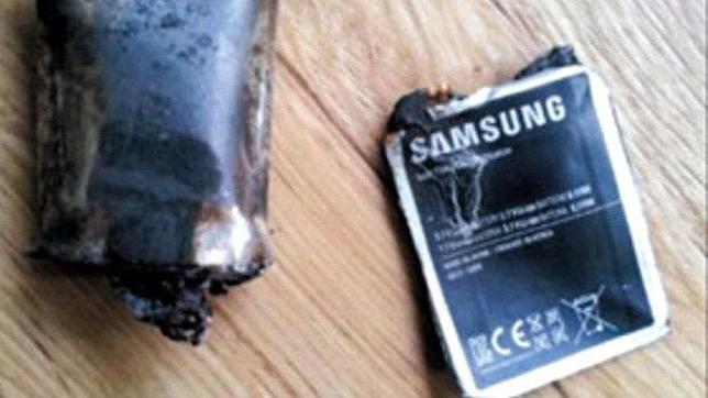 Una joven suiza sufre quemaduras tras explotarle su teléfono móvil en el bolsillo