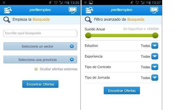 eb8efa5ffbcea Encuentra trabajo desde el móvil y recibe ofertas en tiempo real