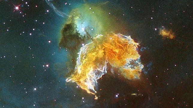 Resultado de imagen de Supernova que creo la Nebulosa de donde salió el Sistema solar