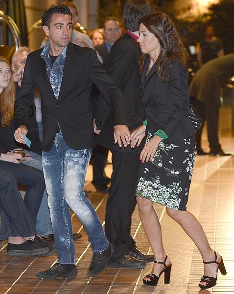 Xavi Hernández y Nuria Cunillera se casarán el próximo 13 de julio