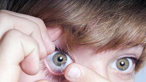 Resultado de imagen de lentillas niños