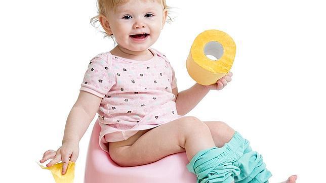 Las cinco claves esenciales para retirar el pañal a un niño
