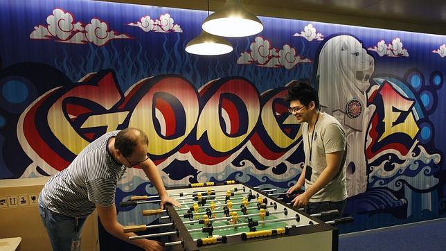 Inditex google y apple entre las empresas m s atractivas for Oficinas inditex madrid