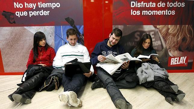 Seis de cada diez jóvenes españoles no trabajaban ni buscaban empleo en 2012