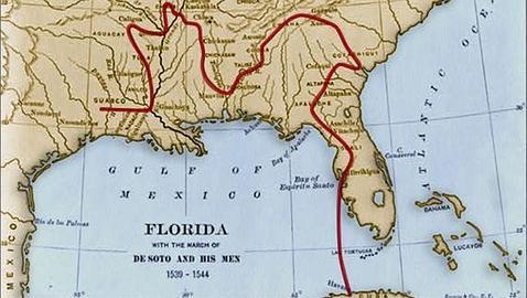 Hernando de Soto, el fiero conquistador que recorrió Estados Unidos en busca de riquezas