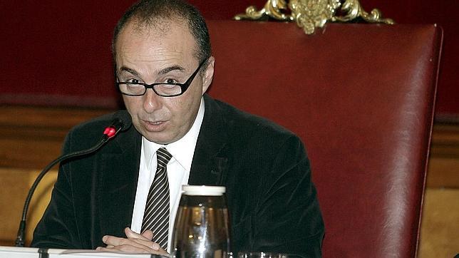 El senador Miguel Zerolo