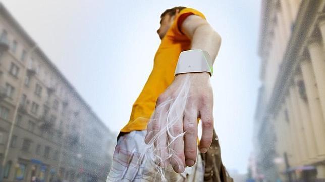 Hand Tree, una pulsera que purifica el aire