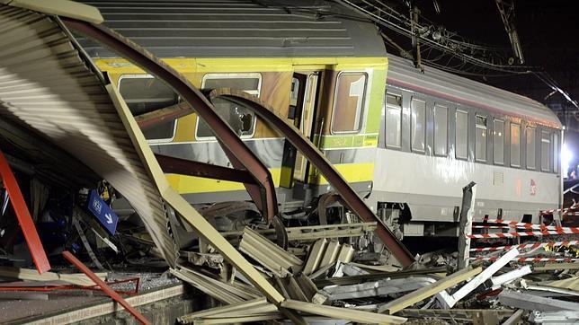Francia investiga un posible intento de sabotaje en el accidente del tren