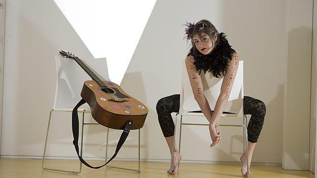 Amy Jo Doherty: «Es muy duro ser la hermana de una estrella del rock»