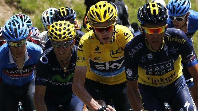 Directo: Sigue la 15ª etapa del Tour