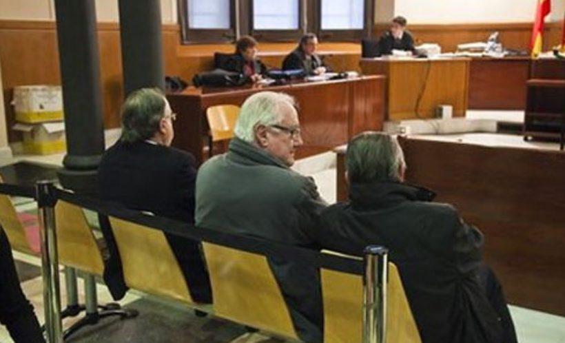 El «indulto» de Mas alos amigos: 4,5 años de cárcel, 48 días entre rejas