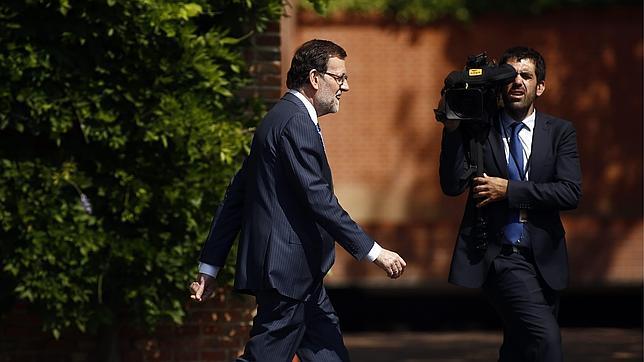 Así fueron las preguntas a Rajoy