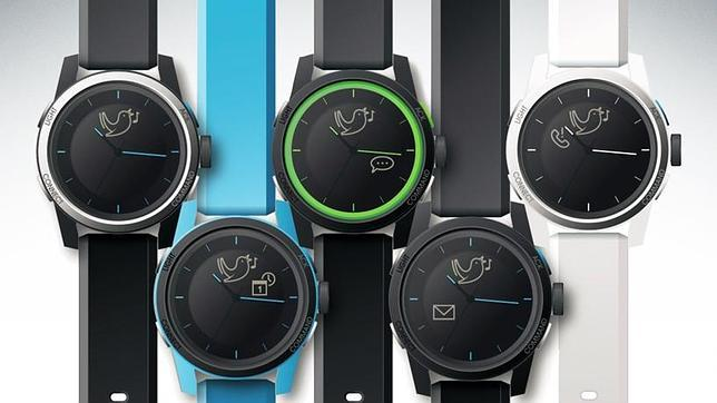 Microsoft está probando su reloj inteligente con Windows 8