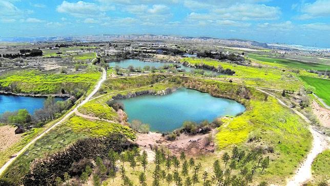 En marcha el plan para retirar el vertido tóxico de la «laguna negra» de Arganda