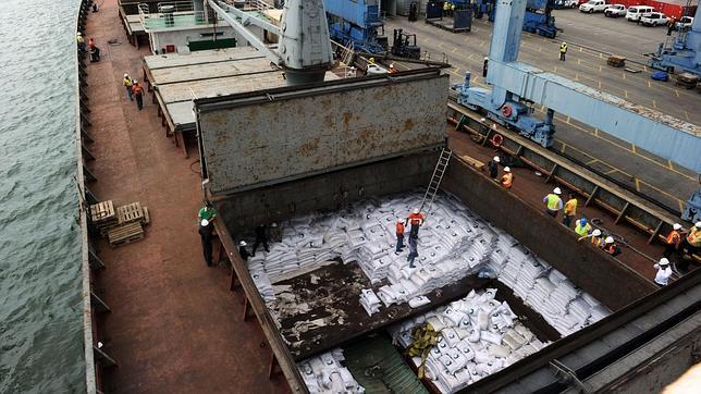 El barco con misiles detenido en Panamá revela el tráfico de armas del régimen norcoreano