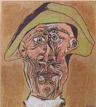 El funeral y la cremación de los cuadros robados de Picasso y Monet