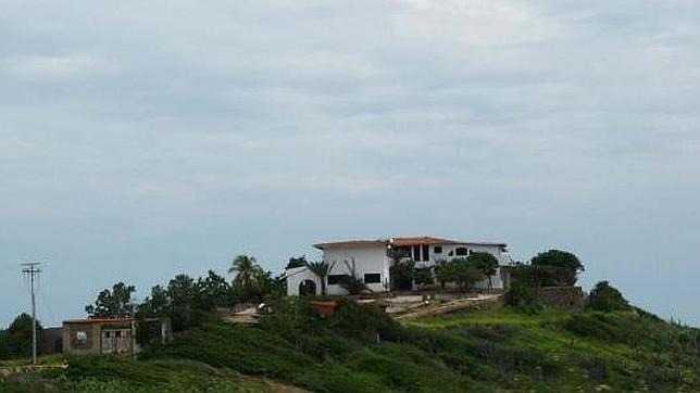 El lugar escogido por Nicolás Maduro y su esposa para pasar la luna de miel, en otra imagen