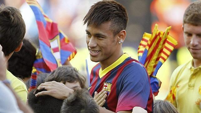 Neymar lucirá el «11» como azulgrana bc34aceedd223