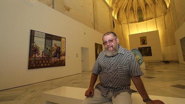 Guillermo Pérez Villalta en el CAAC: «El buen gusto siempre me ha aburrido»