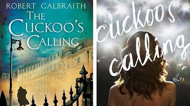 Las primeras ediciones de «The cukcoo's calling»