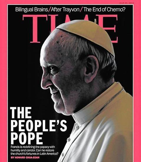 Papst Franziskus (IHS) als Führer der Weltreligion Papa-portada-revista-time--478x550