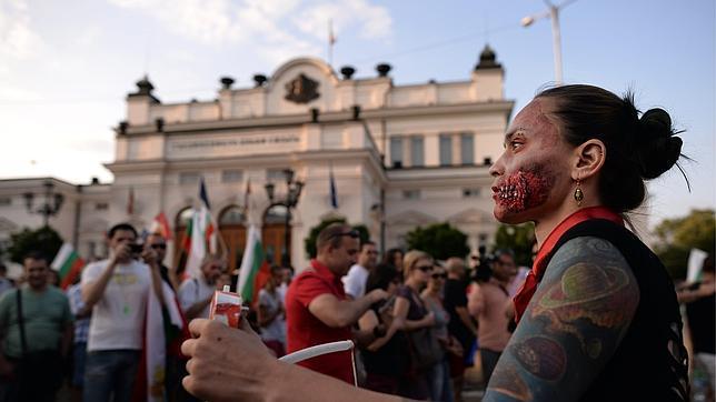 Bulgaria: 35 días de protestas por las acusaciones de corrupción