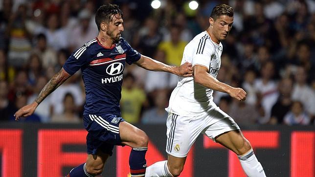 El Real Madrid remonta con coraje