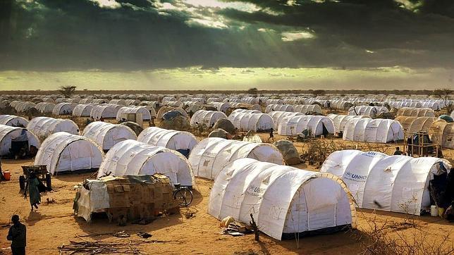 Resultado de imagen de campo de refugiados