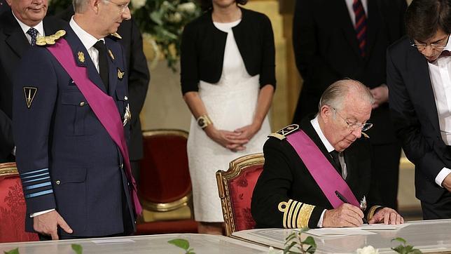 Sigue en directo la coronación de los nuevos Reyes de Bélgica