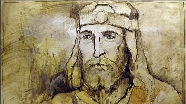El palacio del rey David está en Saarim, donde Goliat sucumbió a su honda