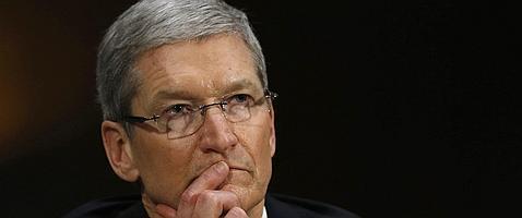 Tim Cook, responsable de Apple