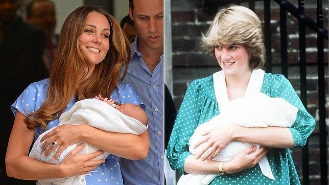El Homenaje De Catalina De Cambridge A La Princesa Diana