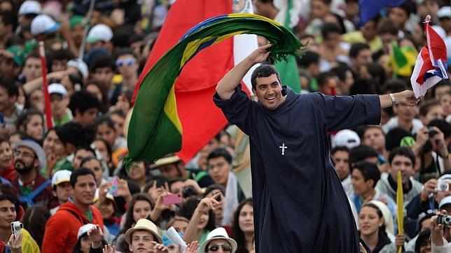 JMJ RÍO 2013: Homilía en el Santuario de Nuestra Señora Aparecida. Copacabana-jmj--644x362
