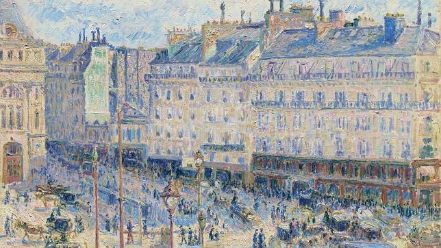 El Museo Thyssen penetra en los caminos pictóricos de Camille Pissarro