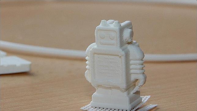 Las impresoras 3D pueden perjudicar la salud en el uso doméstico