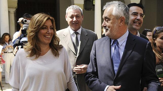 Susana Díaz: de profesión, política; especialidad, aparato