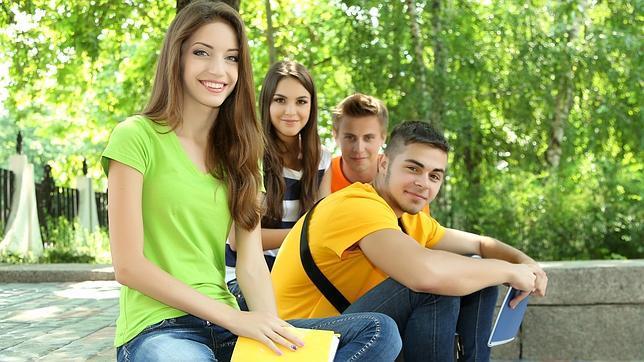 A los adolescentes les cuesta hablar sobre sus sentimientos y sus notas