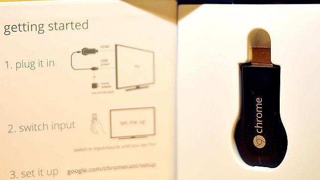Las diez claves sobre Chromecast, el último invento de Google