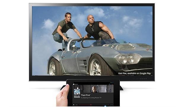 Chromecast contra Apple TV: luces y (alguna) sombra del nuevo sistema de Google