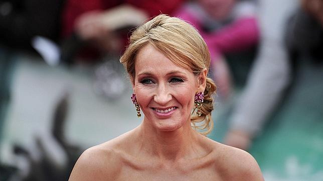 Así se construyó la máscara literaria de J. K. Rowling