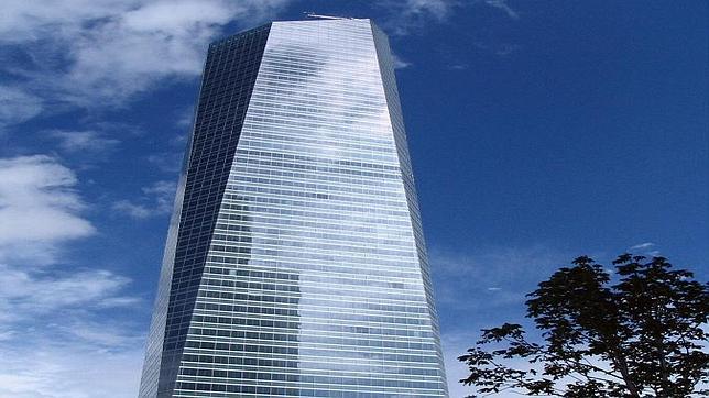 torre cristal el edificio ms alto de madrid y de toda espaa