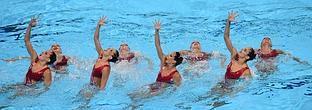 España vuelve al segundo escalón del podio