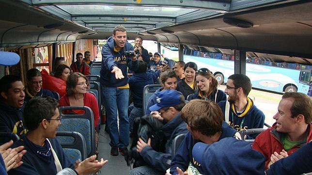 Personajes Comunes En Un Viaje En Autobús: Lo Que Los Pasajeros De Autobús Pueden Hacer Por Su