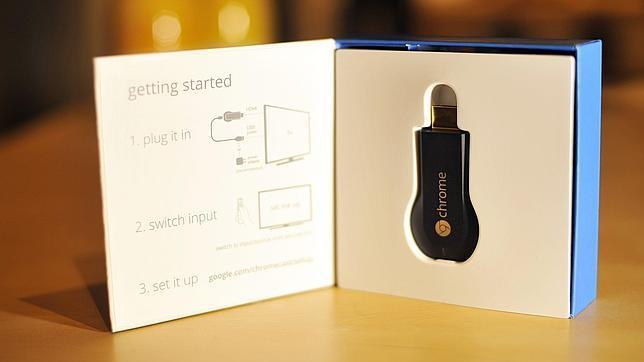 Probamos el Chromecast de Google