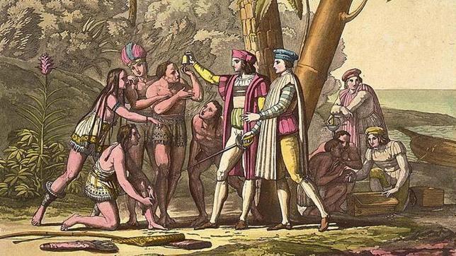 Los españoles pensaron en una gran invasión del sureste de los Estados Unidos